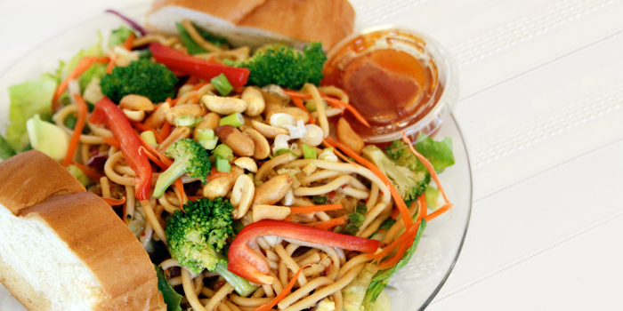 Ginger Noodle Salad